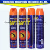 Daily Use Aerosol Insecticide Spray Manufacturer Mosquito Killer Spray