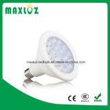 Dimmable Plastic Aluminum PAR38 18W LED Light with E27