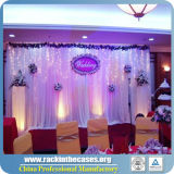 Rk Adjustable Pipe Drape Solutions for Event Wedding (RK-pipedrape98)