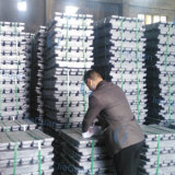 High Purity Zinc Ingot (Zn 99.995) with SGS/CIQ Certificate