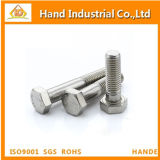Inconel 718 2.4668 N07718 High Quality DIN 933 Hex Bolt