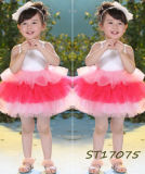 Amazing Spaghetti Girls Red Tutu Dress for Party