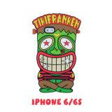 Pirate Cartoon Multicolor Cover Shrinking Silicone Phone Case