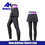 Cycling Outdoor Activity Sport Wear Women Long Pants & Short Skirt