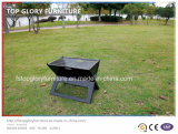Outdoor Charcoal Kettle BBQ Grill (TGFT-003)