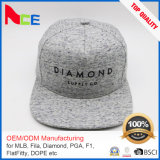 Hot Selling Light Gray Plastic Buckle Guangzhou Custom Winter Cap