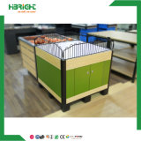 Fruit and Vegetables Rack Slanted Display and Scissor Table