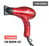 Top Sale Electric Professional Hair Dryer 1800W (YS-6650)