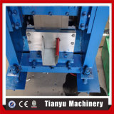 Galvanized Plate Downpipe and Squre Gutter Roll Forming Machine