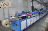 Multicolors Satin Labels Automatic Screen Printing Machine Spe-3000s-4c