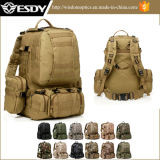 Military Tactical Assault Combat Multifunction Combo Backpack, Outdoor Sports Backpack