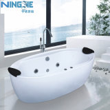 Bathroom Fuiniture Sanitary Ware Morden Acrylic Bath Tub (9004)