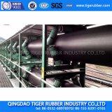 Rubber Conveyor System Tubular Pipe Conveyor Belt Nylon Rubber Conveyor Belt
