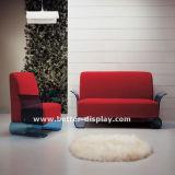 Clear Plexiglass Acrylic Sofa