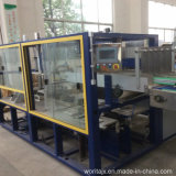 Hot gule carton packing machine for bottles