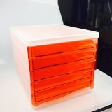 The New Fashion Stationery Storage Box with 5 Drawer