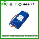 Solar Street Light Battery 7.4V Li-ion Battery Pack (2600mAh)