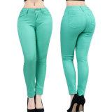 Custom Women′s Skinny Stretch Casual Legging Pants