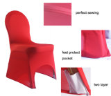 Perfect Sewing Two Layer Feet Protect Pocket Chair Cover (YT-93)
