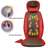 Body Massager 3D Heating Shiatsu Massage Cushion for Car Use