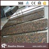 Prefab Baltic Brown Granite Kitchen Island