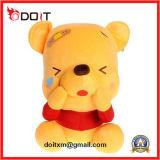 Cute Yellow Winnie Bear Plush