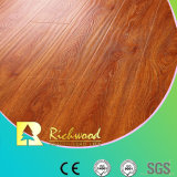 Commercial 8.3mm Embossed Hand Scraped Hickory Waterproof Laminated Floor