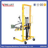 Plastic Drums Rotator with Weighing Scale