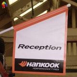 Promotion Custom PVC Vinyl Flying Hanging Drop Flag Banner