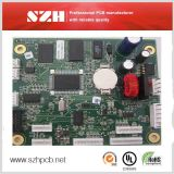 4 Layers Control System Multilayer Printed Circuit Board Assembly