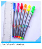 12 PCS Classic Triangular Sharp Fine Liner Pen for Kids and Students