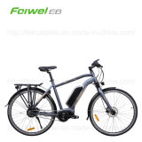 700c MID-Drive Motor Men′s Electric Bike (TDB19Z)