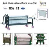 Plate and Frame Filter Press (Enhanced Polypropylene)
