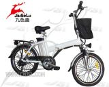 "Black/White 20"" Folding Electric Scooter With 250W Motor (JSL039X)"