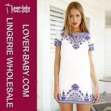New Summer Cute Casual Fancy Lady Dress (L27807)