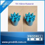 T38, T45, T51 Drilling Rock Tools