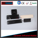 1000W 245X60mm Electric Power Source Electric Infrared Ceramic Resistence Heater