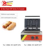 Catering Equipment 4PCS Penis Shape Waffle Maker for Commercial with Ce (NP-520)