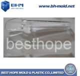 Plastic Baby Feeding Spoon Injection Mould with Safety Mh32