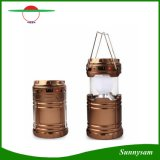 Portable Extension Type 6 LED Rechargeable Solar Camping Lantern