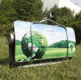 Unique Design Vacuum Tube Solar Cooker Camping BBQ