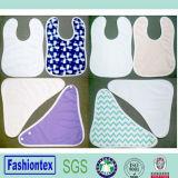 Eco-Friendly High Quality Hot Sale Super Soft 100% Cotton Baby Bib Bandana Bib