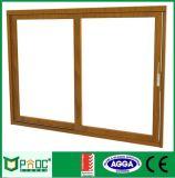 Modern Design Aluminum Horizontal Sliding Glass Door Made by Factory