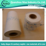 Light Soft Sanitary Napkin Protective Wrapping Film with SGS (BK-022)