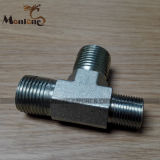 High Pressure Forged Carbon Steel Elbow Hydraulic Pipe Fitting