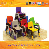 Children Furniture Plastic Table/Desk&Chair for School (IFP-020)