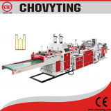 Double Layer Auto Punching Bag Making Machine