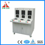 Three Working Stations Coaxial Splitter Induction Soldering Machine (JL)