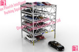 Psh Muti-Layer Automatic Six Floor Puzzle Parking System