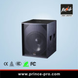 18inch High Power Ultra Compact Subwoofer PPR-318